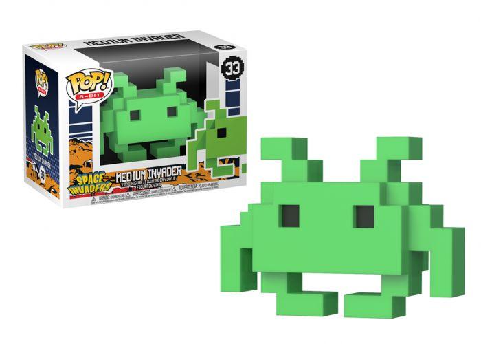 Space Invaders - Medium Invader