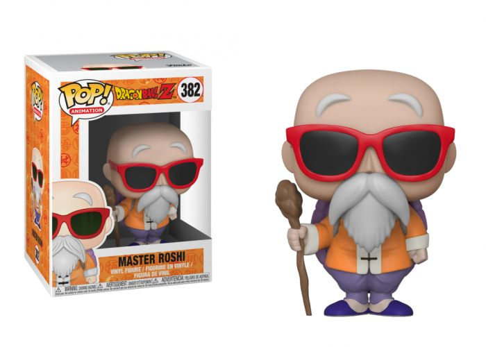 Dragon Ball Z - Mistrz Roshi
