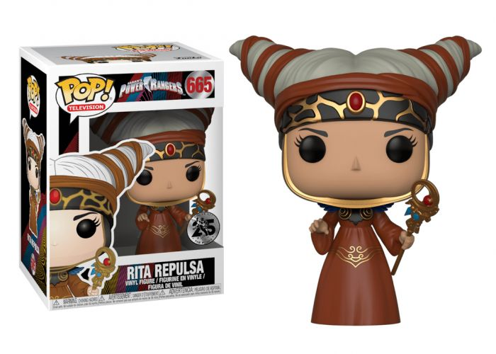 Power Rangers - Rita Repulsa