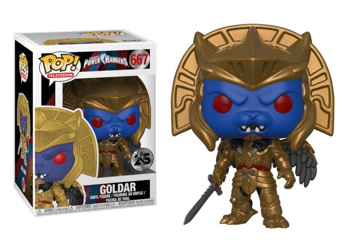 Power Rangers - Goldar