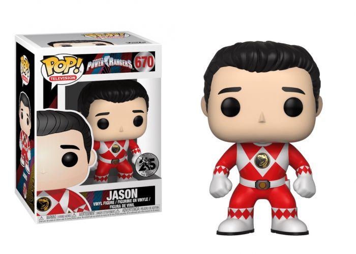 Power Rangers - Jason