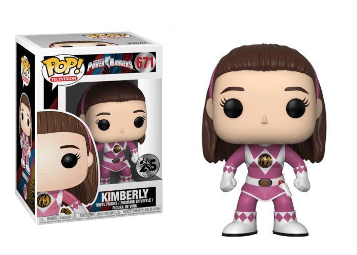 Power Rangers - Kimberly