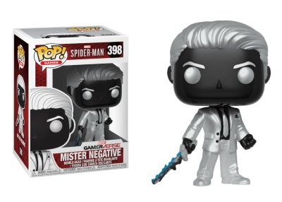 Marvel Spider-Man - Mr. Negative