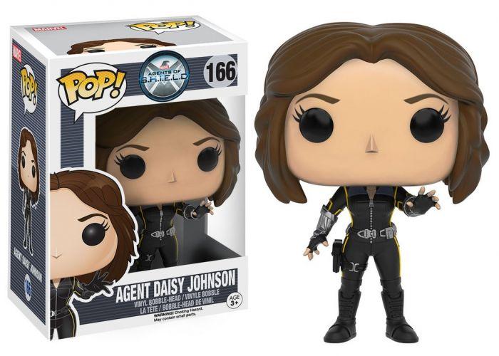 Agenci T.A.R.C.Z.Y. - Agentka Daisy Johnson