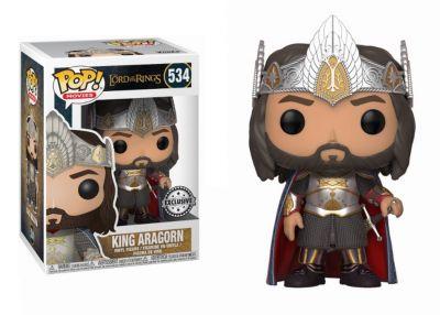 Władca Pierścieni - Aragorn 2