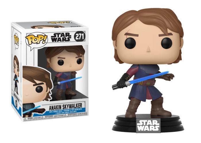 Gwiezdne wojny: Wojny klonów - Anakin Skywalker