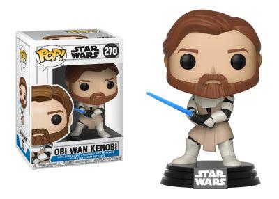 Gwiezdne wojny: Wojny klonów - Obi Wan Kenobi