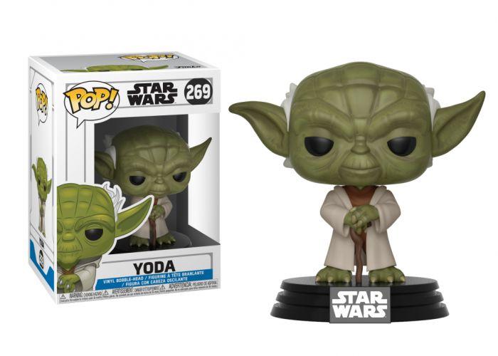Gwiezdne wojny: Wojny klonów - Yoda