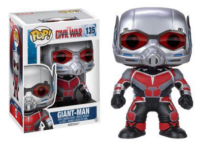 Kapitan Ameryka: Wojna bohaterów - Giant Man