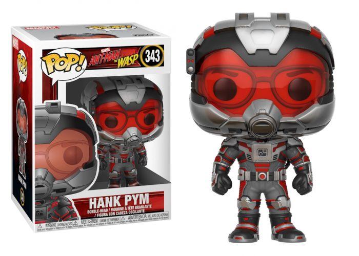 Ant-Man i Osa - Hank Pym
