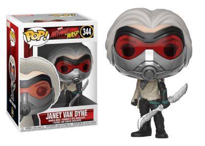 Ant-Man i Osa - Janet van Dyne