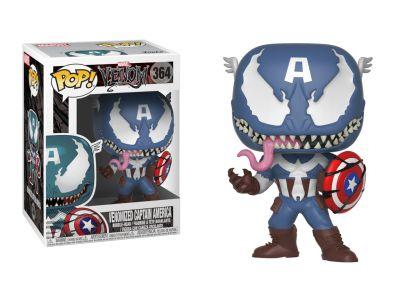 Venom - Kapitan Ameryka