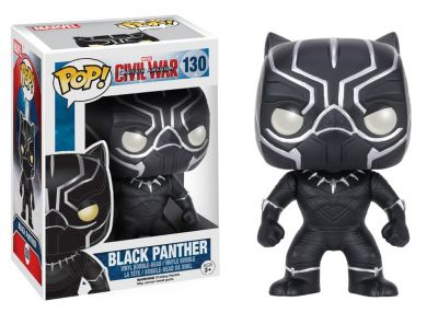 Kapitan Ameryka: Wojna bohaterów - Czarna Pantera