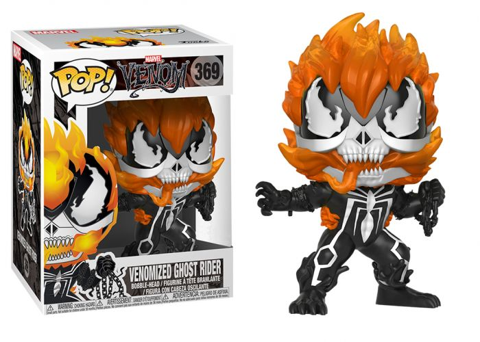 Venom - Ghost Rider