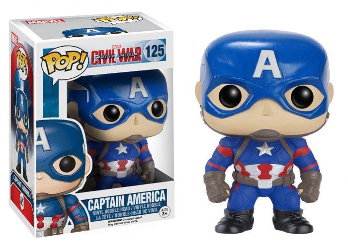 Kapitan Ameryka: Wojna bohaterów - Kapitan Ameryka