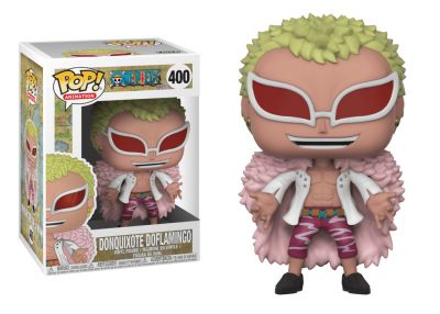 One Piece - Donquixote Doflamingo
