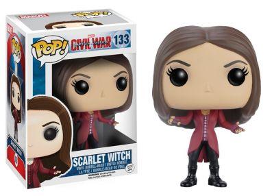 Kapitan Ameryka: Wojna bohaterów - Scarlet Witch