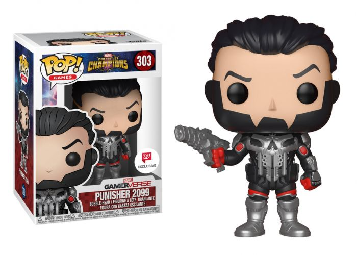 MARVEL Champions - Punisher 2099