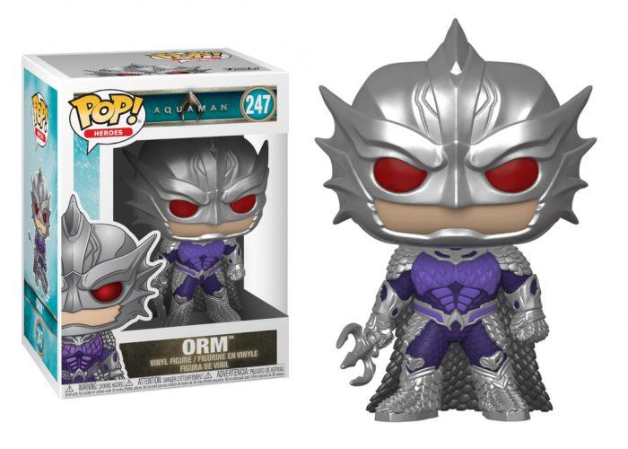 Aquaman - Orm