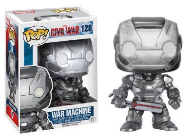 Kapitan Ameryka: Wojna bohaterów - War Machine