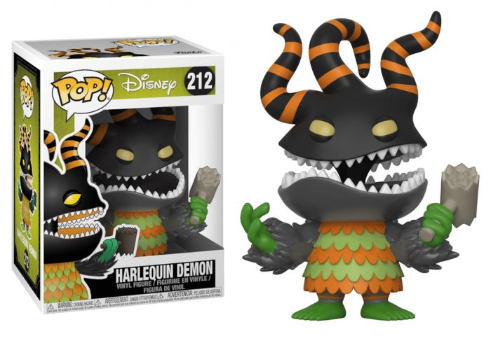 Miasteczko Halloween - Harlequin Demon