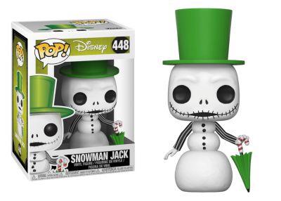 Miasteczko Halloween - Snowman Jack