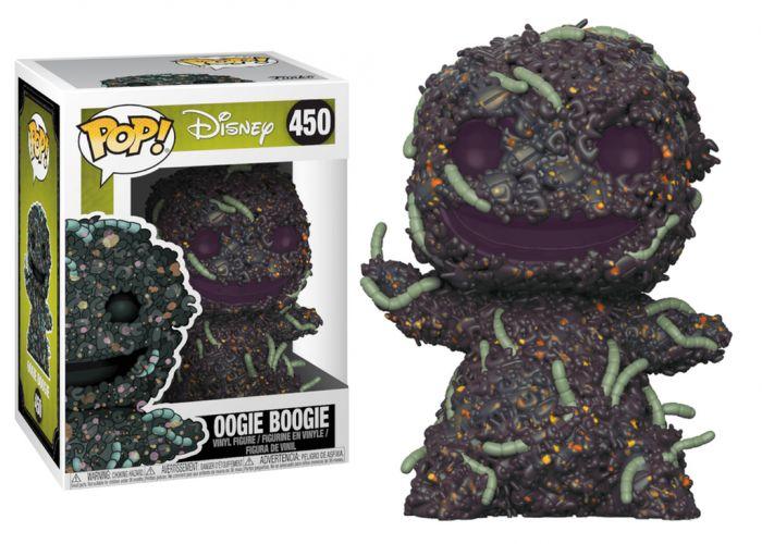 Miasteczko Halloween - Oogie Boogie