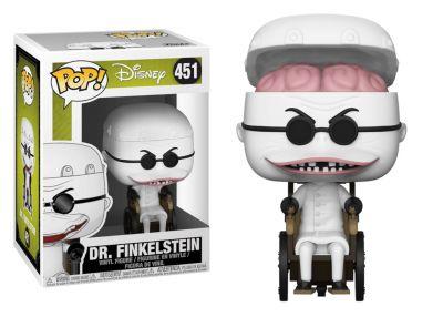 Miasteczko Halloween - Dr. Finkelstein