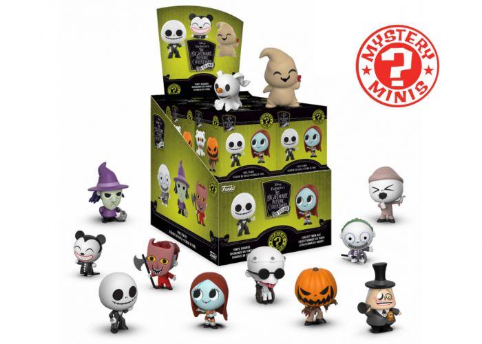 Miasteczko Halloween 3 - Mystery Minis w ciemno