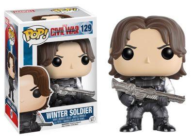 Kapitan Ameryka: Wojna bohaterów - Winter Soldier