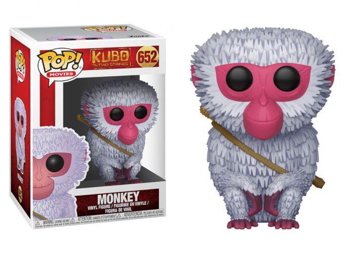 Kubo i dwie struny - Małpa