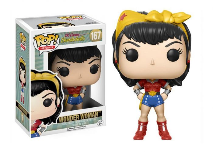 DC Bombshells - Wonder Woman