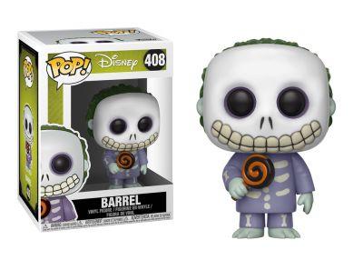 Miasteczko Halloween - Barrel