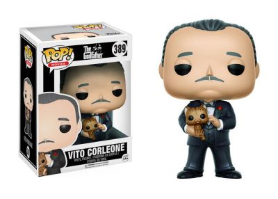 Ojciec chrzestny - Vito Corleone