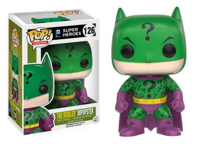 DC - The Riddler Imposter