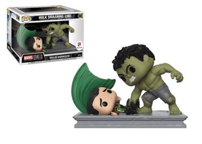 MARVEL - Loki & Hulk