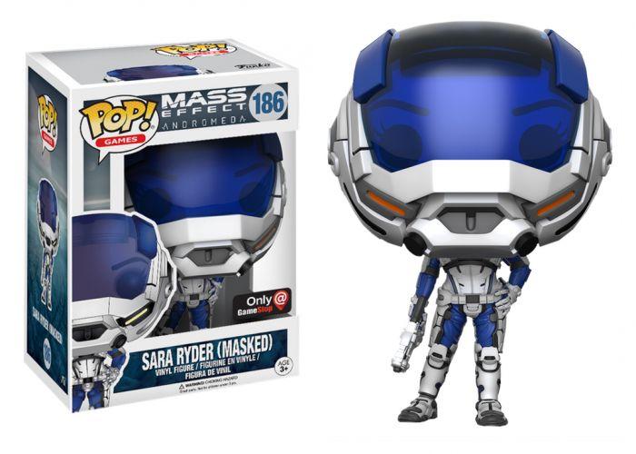Mass Effect: Andromeda - Sara Ryder 2