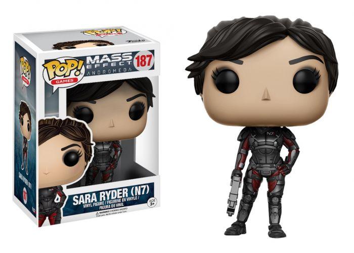 Mass Effect: Andromeda - Sara Ryder 3