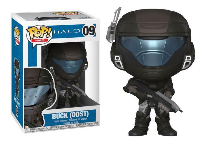 Halo - Buck (ODST)
