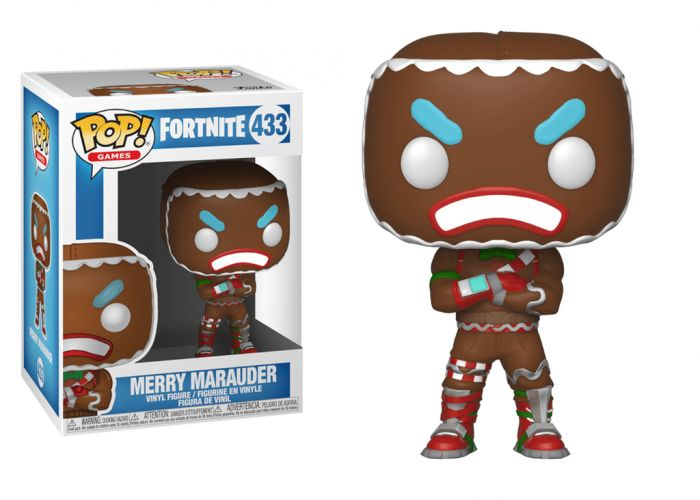 Fortnite - Merry Marauder