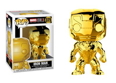 10lecie MARVEL - Iron Man (Chrome)