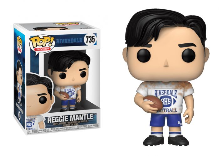 Riverdale - Reggie Mantle