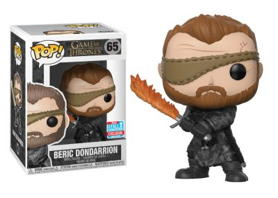 Gra o Tron - Beric Dondarrion