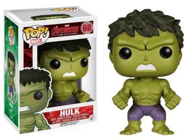 Avengers: Czas Ultrona - Hulk