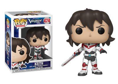 Voltron - Keith