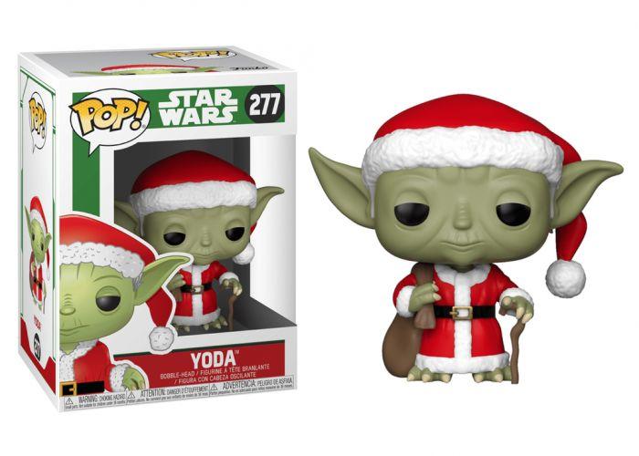 Gwiezdne Wojny - Yoda (świąteczny)