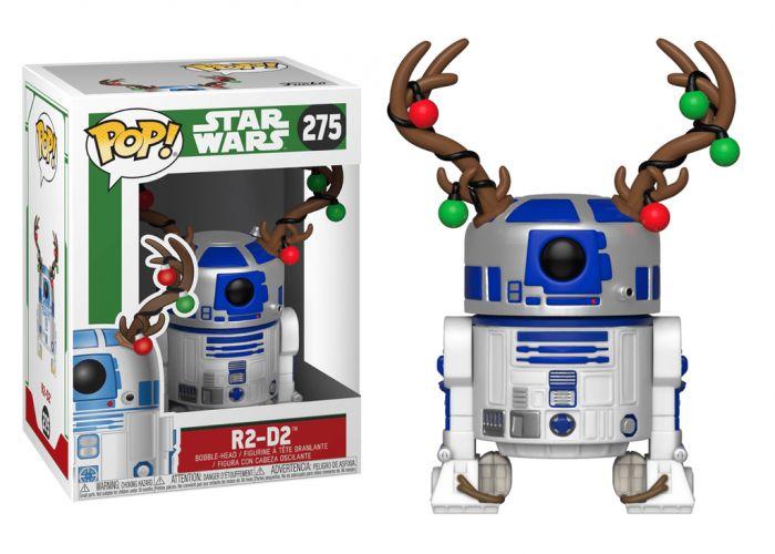 Gwiezdne Wojny - R2-D2 (świąteczny)