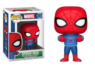 Świąteczne - Spider-Man