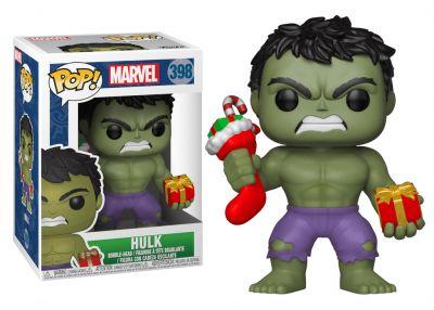 MARVEL - Hulk (świąteczny)