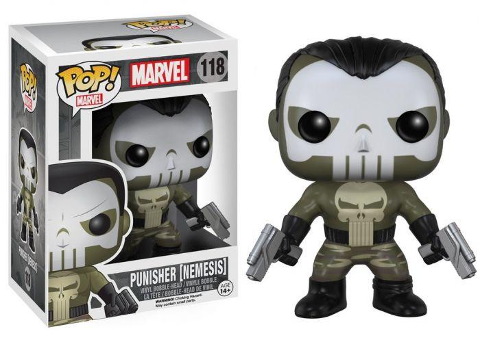 Marvel - Punisher Nemesis